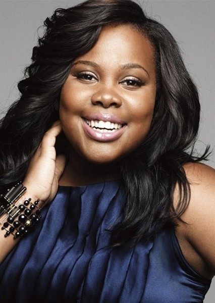 Amber Riley as Becky in Waitress the Musical