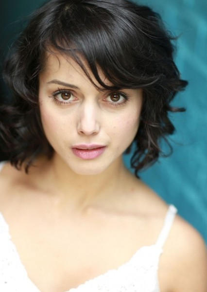 Amrita Acharia as Cassandra in Tangled