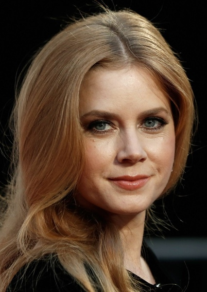 Amy Adams as Vicky Vale in Batman Universe Fancast
