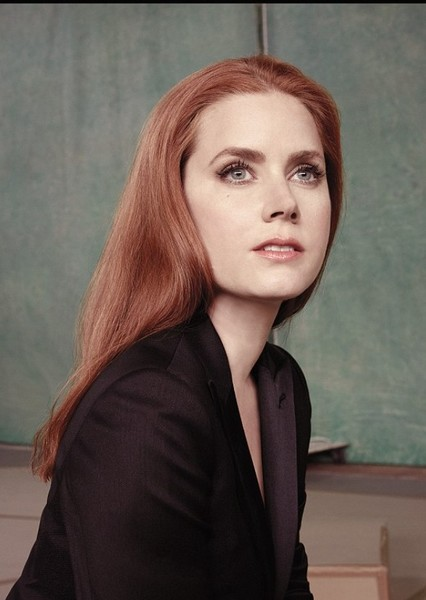 Amy Adams as Lois Lane in The Perfect Justice League Movie