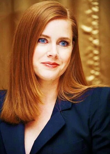 Amy Adams as Lois Lane in The Death Of Superman  DCEU (2020)