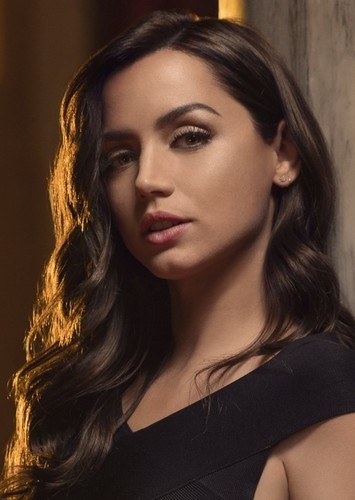 Ana de Armas as Koriand'r in DCEU Rebooted