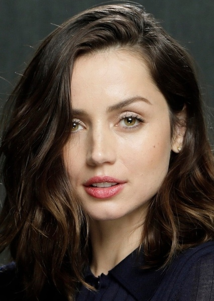Ana de Armas as Zatanna Zatara in The Books of Magic [Season V] (2047)