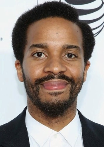 André Holland as Prince in Rockstars Biopics