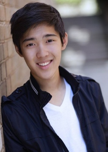 Andre Kim as Eric in Kissed by an Angel