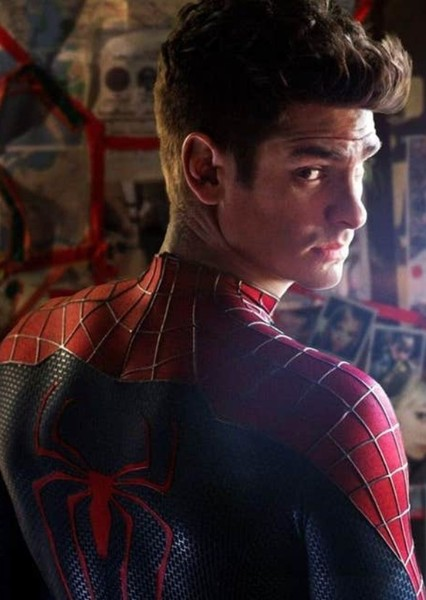 Andrew Garfield as Spider-Man in The Perfect Spider-Verse Movie
