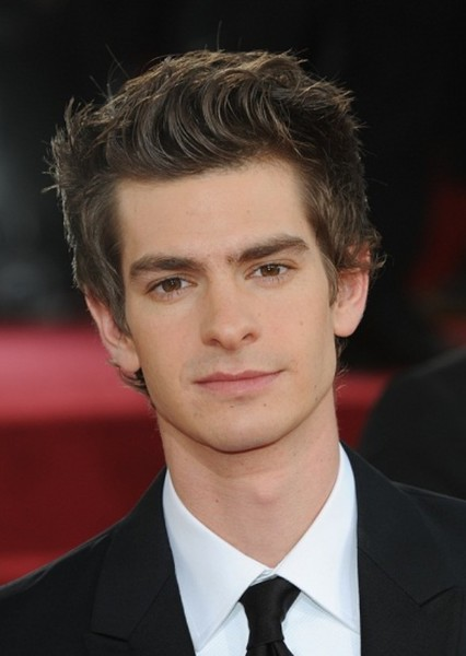 Andrew Garfield as Barry Allen in Speedsters