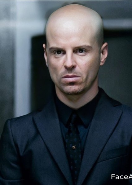Andrew Scott as Lex Luthor in DC casting