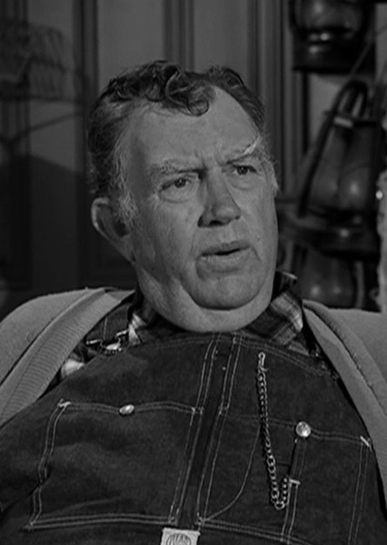 Andy Devine as The Prospector in The Ballad of Buster Scruggs: 1960s Edition