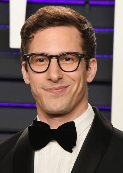 Andy Samberg as Plastic Man in DC Characters