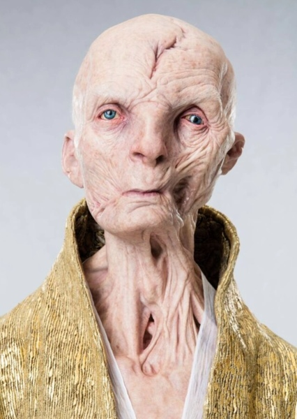 Andy Serkis as Snoke in Star Wars: Episode VII – The Way of Balance (2015)