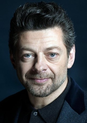 Andy Serkis as Argus Filch in Harry Potter