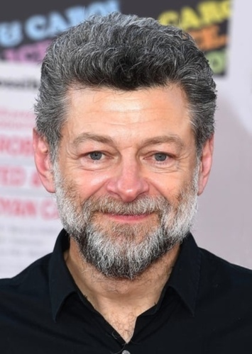 Andy Serkis as Finster in Hasbro's Power Rangers