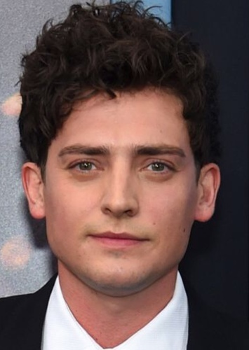 Aneurin Barnard as Erik in Phantom