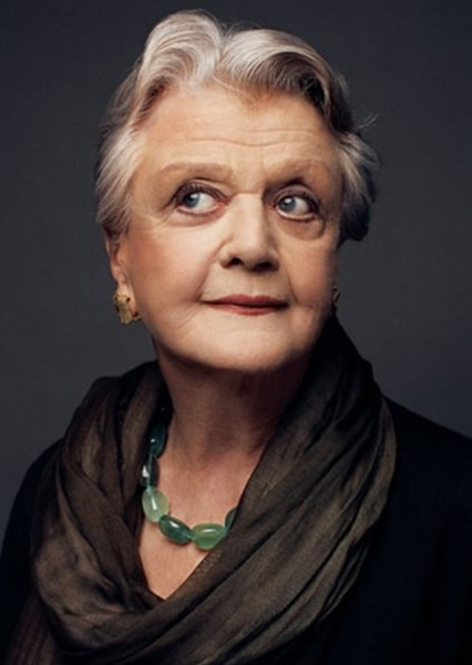 Angela Lansbury as Grandma Josephine in Charlie and the Chocolate Factory