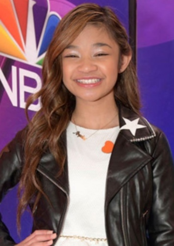 Angelica Hale as Lilo in Lilo & Stitch (live action remake)
