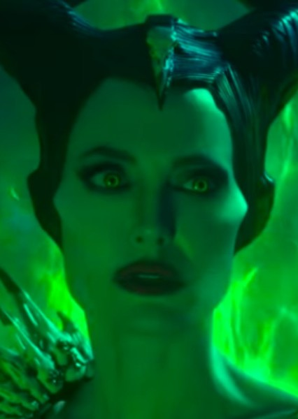 Angelina Jolie as Maleficent  in Disney Villains