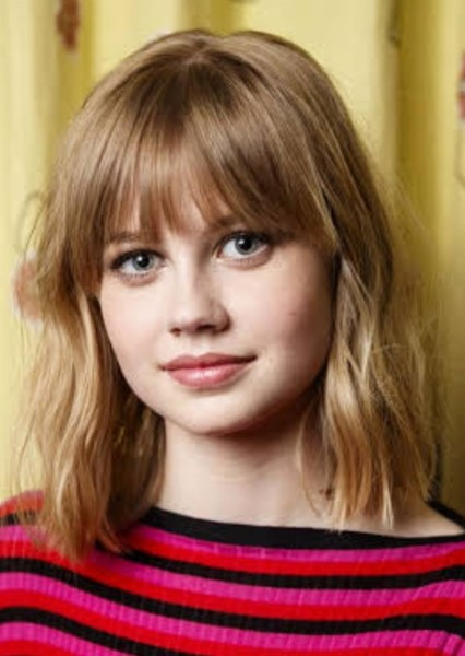 Angourie Rice as Betty Brant in Netflix's The Spectacular Spider-Man