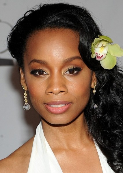 Anika Noni Rose as Tiana in Ralph Breaks the Internet princesses