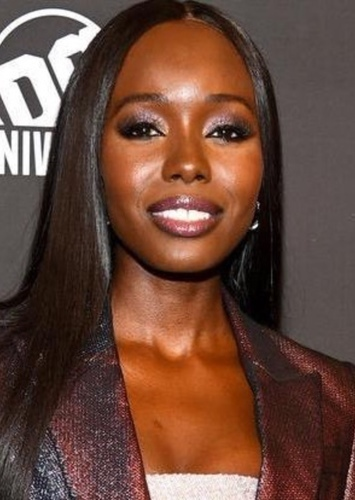 Anna Diop as Koriand'r (Kori) in Young Justice TV Series