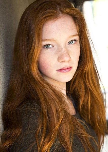 Annalise Basso as Malon in The Legend of Zelda