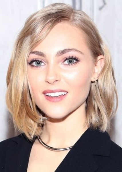 AnnaSophia Robb as Flash in Justice Guild