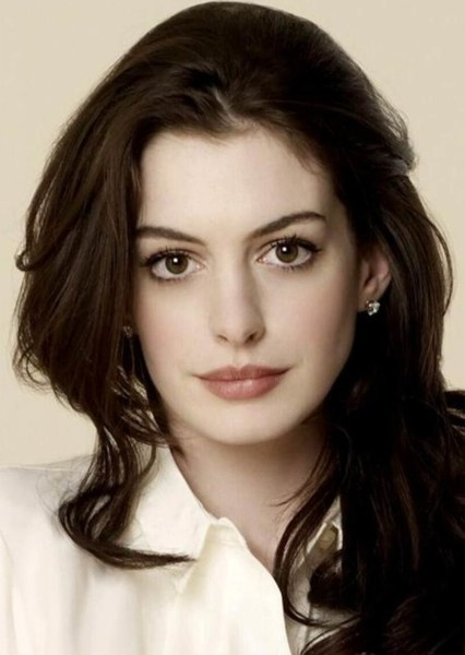 Anne Hathaway as Snow White in Fables