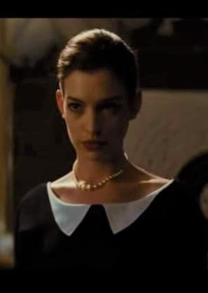 Anne Hathaway as Irena Dubrovna in The Nightwing