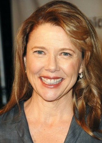 Annette Bening as Barbara Gordon in Batman Beyond
