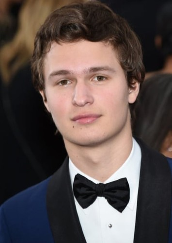 Ansel Elgort as Mentor in True Romance