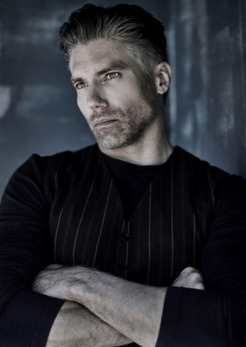 Anson Mount as Batman in Once Upon A Time In Gotham