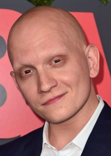 Anthony Carrigan as Victor Zsasz in Batman Cinematic Universe