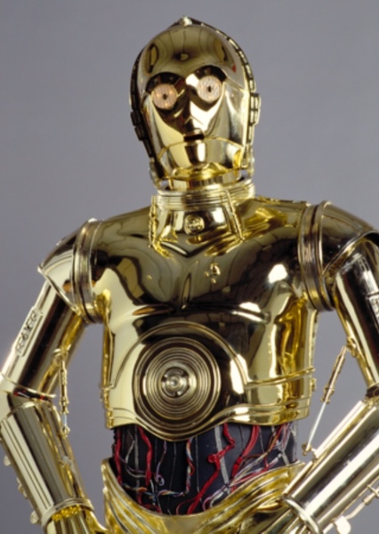 Anthony Daniels as C-3PO in Star Wars: Episode VII – The Way of Balance (2015)