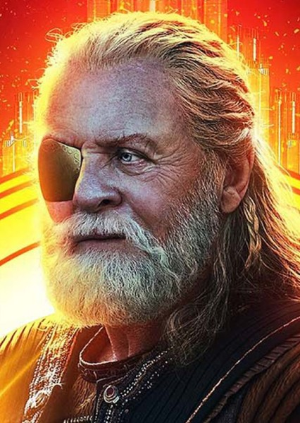 Anthony Hopkins as Odin Borson in Thor : Realms of Asgard