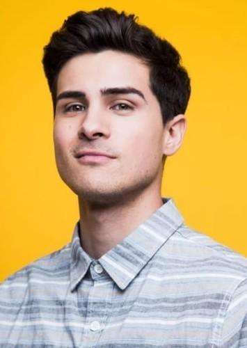 Anthony Padilla as Ron Johner in A Smoothieverse Chronicle- Alien