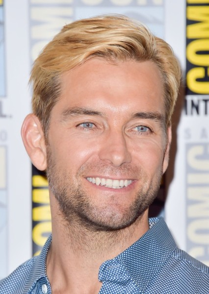 Antony Starr as Eobard Thawne in Speedsters