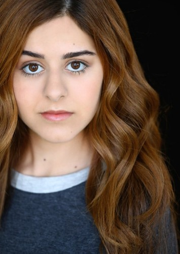 Ariana Molkara as Charlotte Wrather in Coop & Cami Ask The Cami Ask The World (Recast)