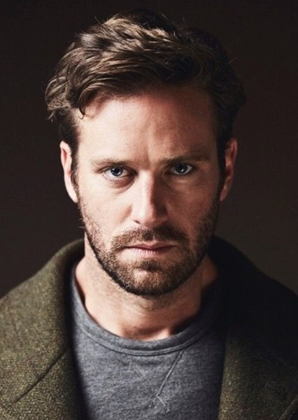 Armie Hammer as Cyclops in MCU Future Characters