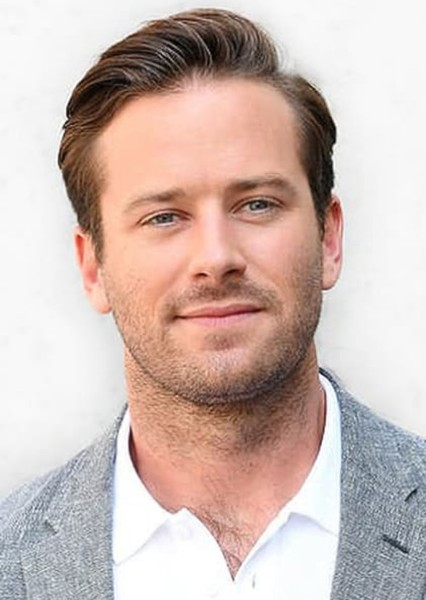 Armie Hammer as Batman in The Question