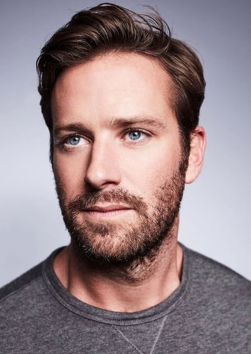 Armie Hammer as Cyclops in X men rebooted