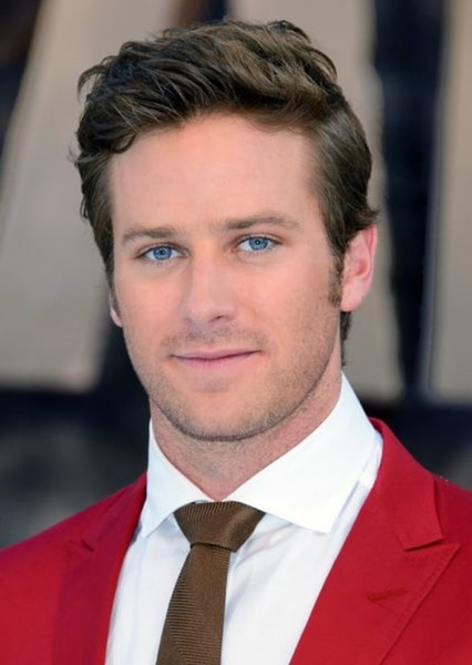 Armie Hammer as Clark Kent/Kal-El in Justice League The Longest Day