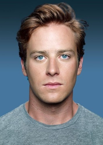 Armie Hammer as Green Latern in Christopher Nolan's Justice League