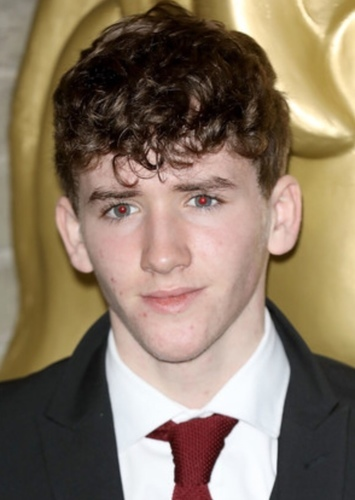 Art Parkinson as Leon Kuwata in Danganronpa