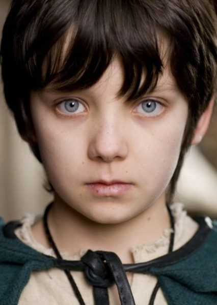 Asa Butterfield as Kid Loki in Thor : Realms of Asgard