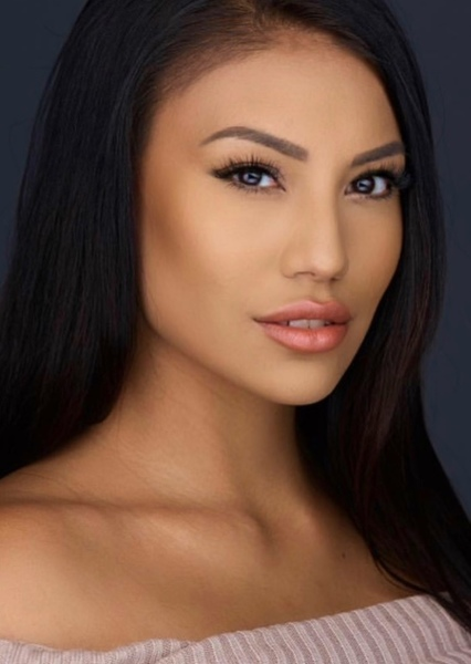 Ashley Callingbull as Pocahontas in For the Kingdom