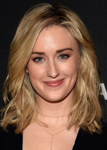 Ashley Johnson as Roll in Mega Man