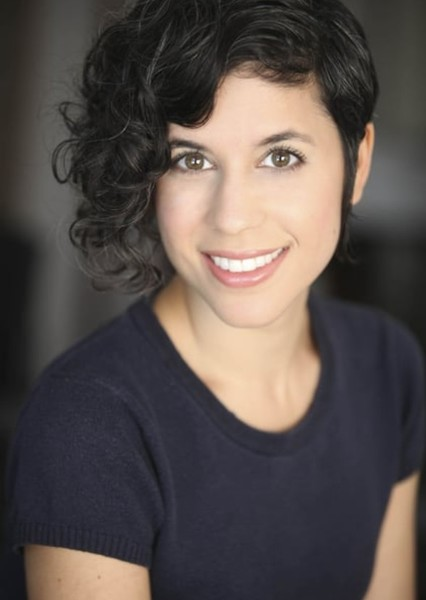 Ashly Burch as Cassie Rose in Characters Crossover