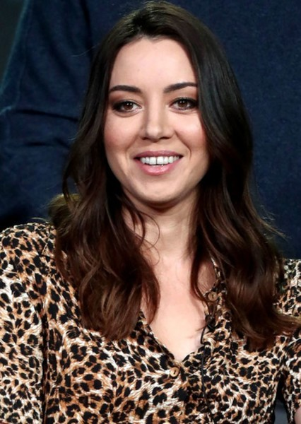 Aubrey Plaza as Paula Crock in Artemis