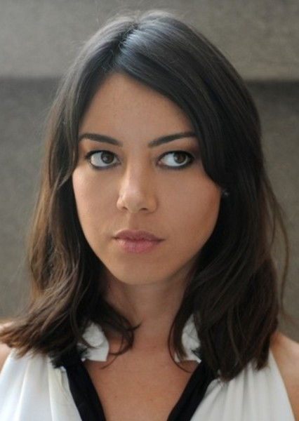 Aubrey Plaza as Barney Jones in Tank Girl