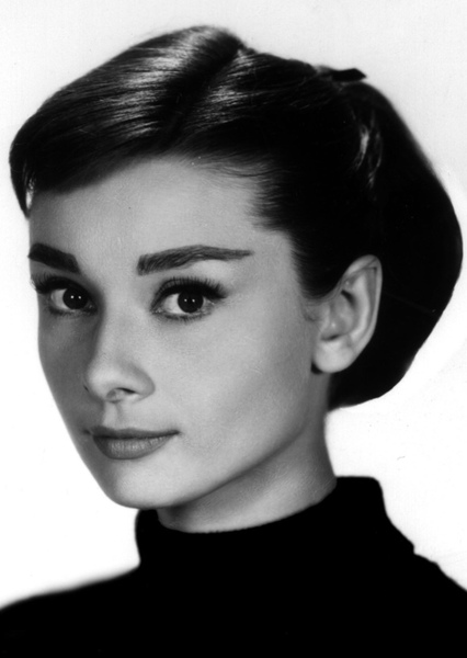 Audrey Hepburn as Actresses in Best Actors Of All Time